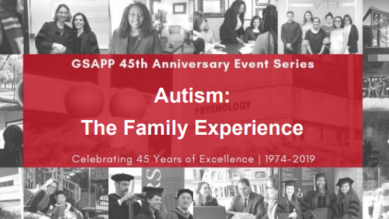 AUTISM: THE FAMILY EXPERIENCE